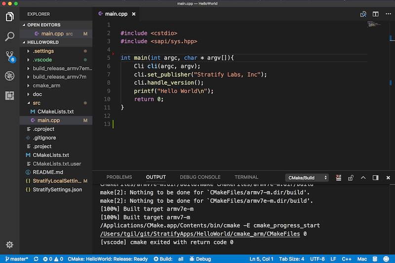 Embedded Code Editor Review | Stratify Labs